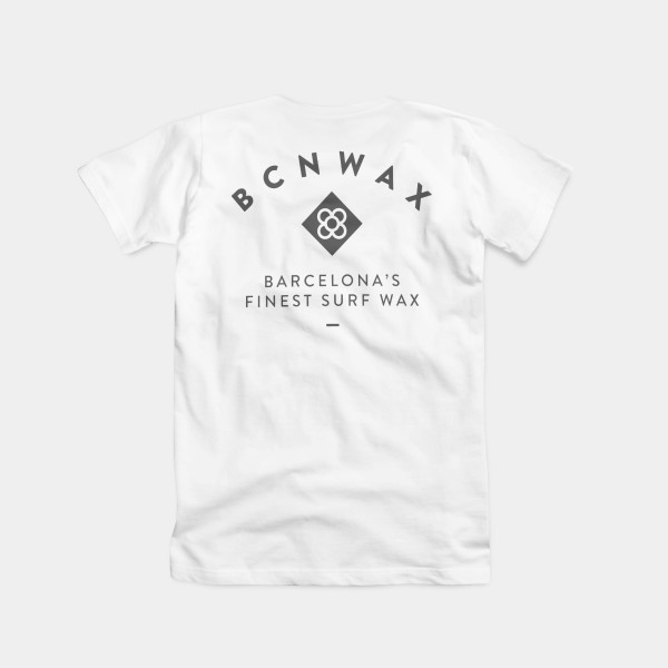 Classic Wax Tee Color Withe