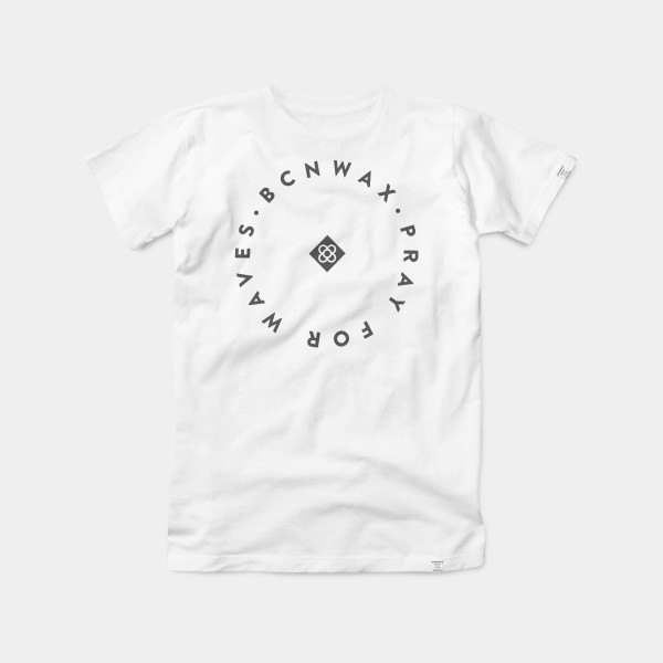 Rounded Panot Tee Color White
