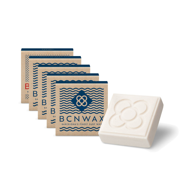 Cold Surf Wax Pack